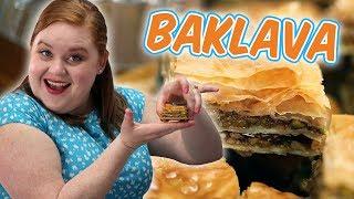How to Make Pistachio Walnut Baklava | Smart Cookie | Allrecipes.com