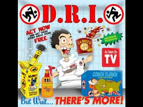 D.R.I. - Anonymity
