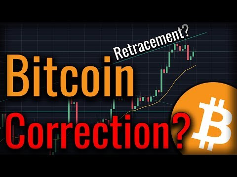 Bitcoin Tests Resistance - Bitcoin Correction Incoming?