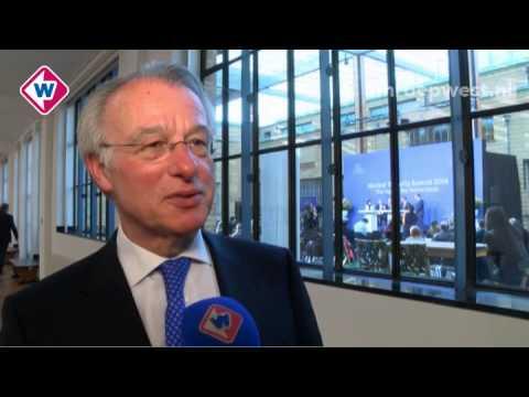 Burgemeester Jozias van Aartsen over Obama in Den Haag