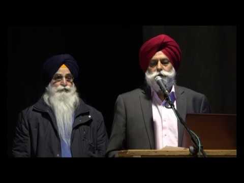 Bachittar Natak Sanvaad Germany Part 2 - Nirmal Singh Hanspal & Gurdeep Singh Pardesi