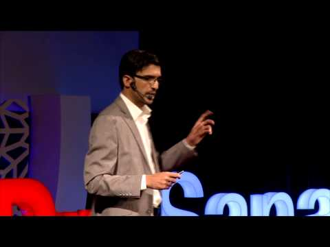 How to best use the internet in Yemen | Zakaria AlKainai | TEDxSanaa