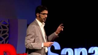How to best use the internet in Yemen | Zakaria AlKainai | TEDxSanaa