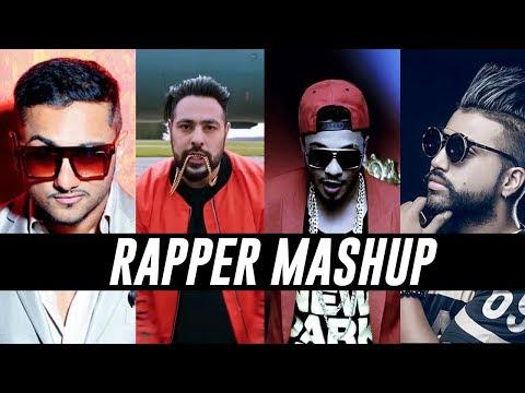 RAPPER MASHUP | HONEY SINGH | BADSHAH | RAFTAAR | SUKH-E - DJ DEVIL DUBAI