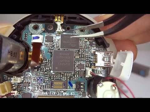 Sony Rolly - Full disassembly and teardown SEP-10