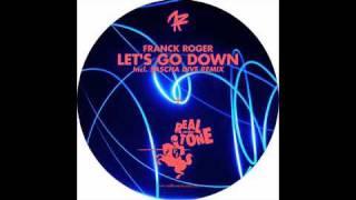 Cover images Franck Roger - Let's Go Down (Dj Tool)