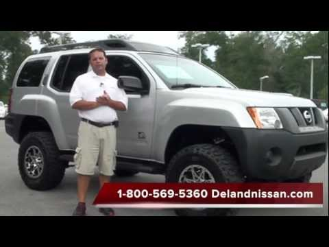 Sold 2008 Nissan Xterra S Suv Silver C103417a Youtube