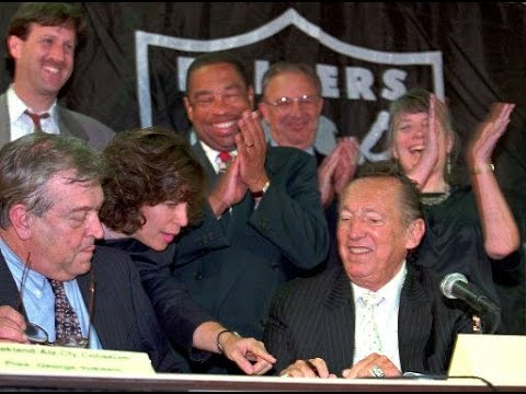 If George Vukasin Still Ran Oakland Coliseum Would Raiders, A's Be There?