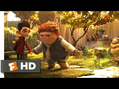 ParaNorman (2/10) Movie CLIP - Bub the Ghost Dog (2012) HD