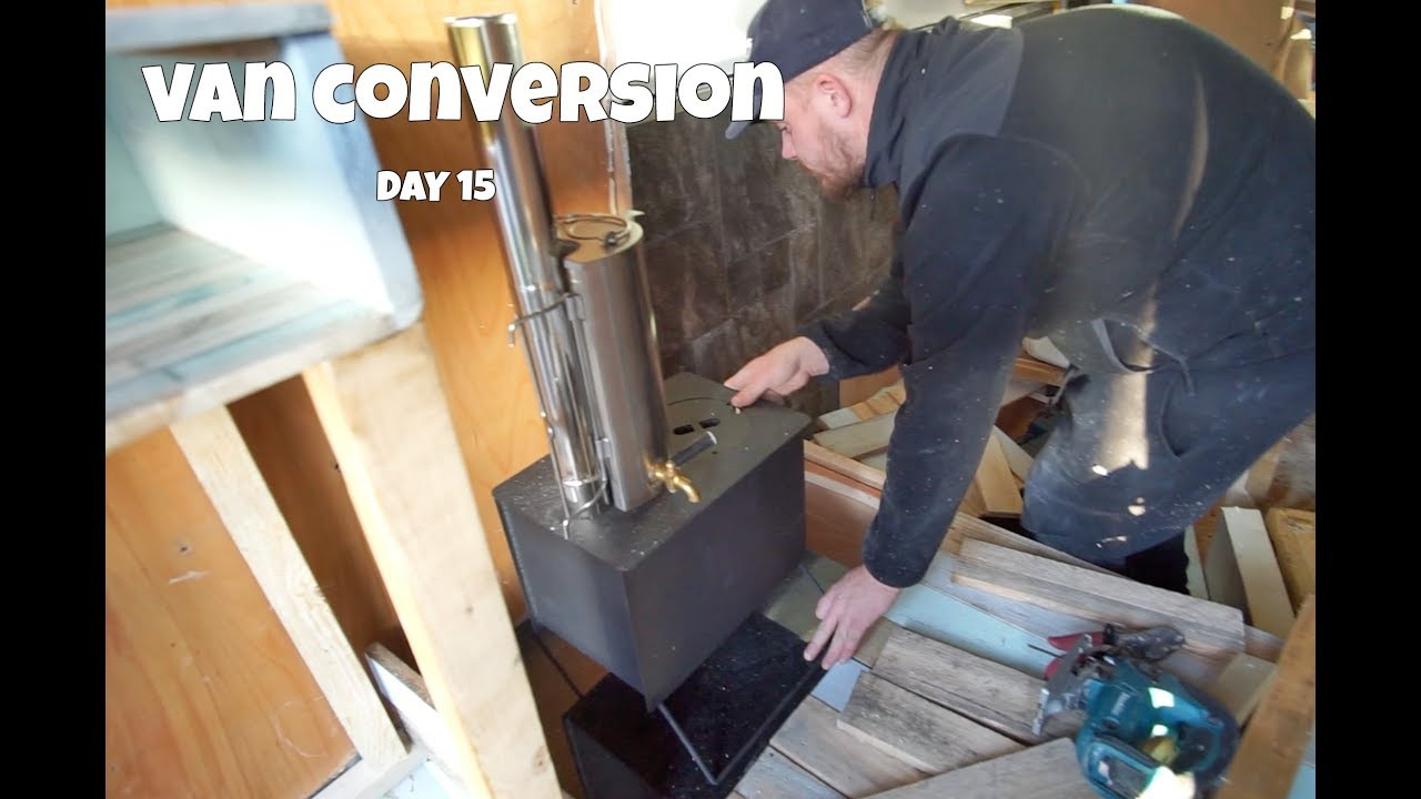 Installing A Wood Burner PART 1