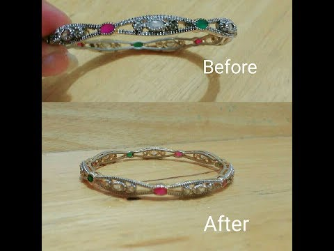 How To Clean Your Gold And Silver Jewellry At Home