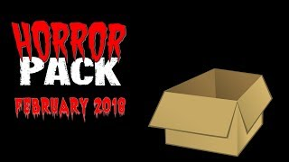RobVlog - Horror Pack February 2018