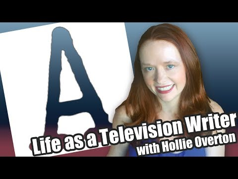 Hollie Overton details her life as a television writer