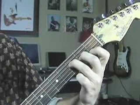 Guitar Chord Fmaj7 Youtube