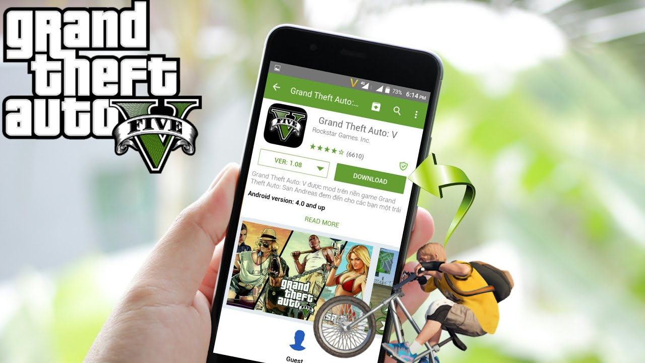 grand theft auto 5 mobile free download for android