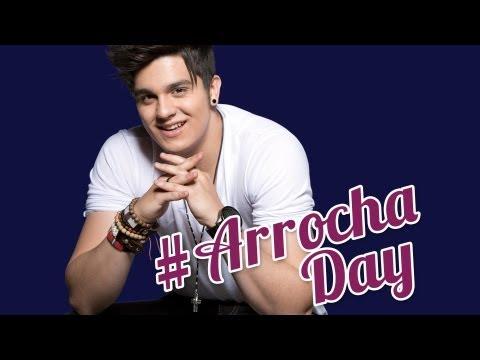 Luan Santana ensina a dançar Arrocha #ArrochaDay