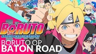 [新]Baton Road - Boruto OP (English Cover) TV SIZE【JubyPhonic】バトンロード