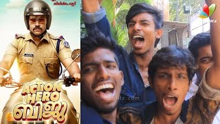 Action Hero Biju first day celebration | Nivin Pauly, Abrid Shine