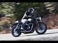 Triumph Street Cup | Presentación / Primera Prueba / Test / Review en español | motos.net