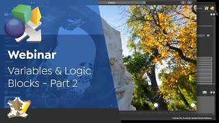 Webinar: Variables and Logic Blocks | Part 2
