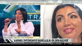 Adriana Bahmuțeanu, întinerită după A.D.N.-ul din salivă