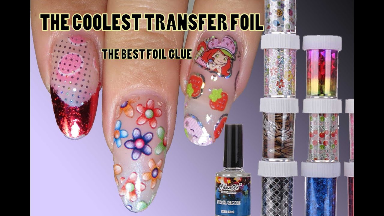 Nail Foil Set Review ,the best deal you can find it on banggood, How ...