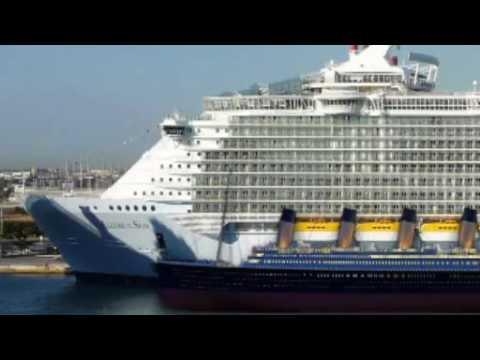 El Crucero Que Se Come Al Titanic Youtube