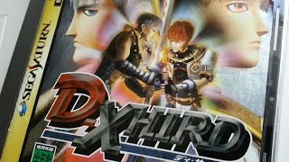 Classic Game Room - D-XHIRD review for Sega Saturn