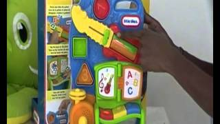 LITTLE TIKES DISCOVER SOUNDS, TUMBLIN MUSIC kids toy Video