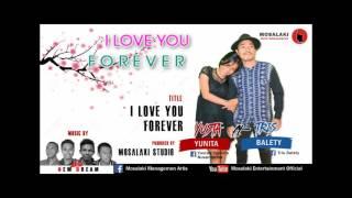 "LAGU ENDE LIO FLORES TERBARU 2017 Vs. Ambon -""TRIS BALETY ft YUSTA YUNITA - I LOVE YOU FOREVER"""