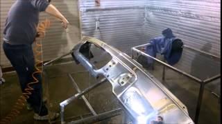 Химическая металлизация. Хромирование бампера Ford F-150. AERO Chrome