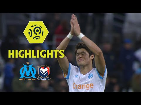 Olympique de Marseille - SM Caen (5-0) - Highlights - (OM - SMC) / 2017-18
