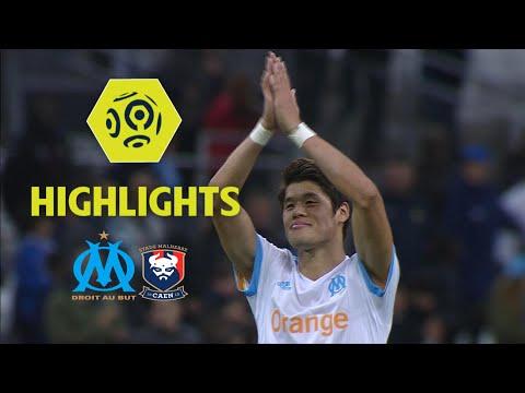 Olympique de Marseille - SM Caen (5-0) - Highlights - (OM - SMC) / 2017-18