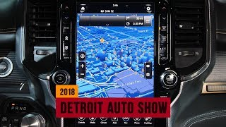 All of the cool cockpits and cabin tech at the Detroit Auto Show thumbnail