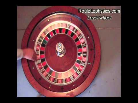 Real Roulette Wheel Spins - Test Roulette Systems
