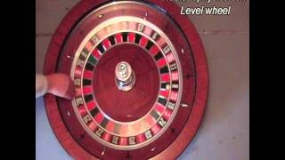 Real Roulette Wheel Spins - Test Roulett...