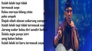 Aku Lelaki - Doel Sumbang ~ Skuad Musik Mp3