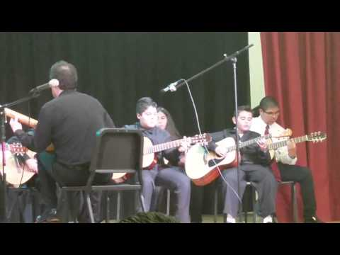 Corvallis Middle School Band - Santeria Cover