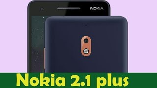 Nokia 2.1 Plus Budget Smartphone - 4000 Mah battery