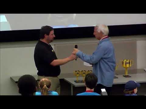 FIRST LEGO League 2017 2018 Tournament Award Ceremony