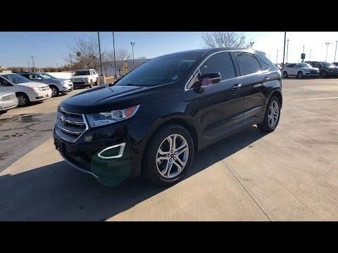 2016 Ford Edge Muskogee, Pryor, Broken Arrow, Tulsa, Fort Gibson, OK P1456