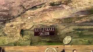 THE WORLD FAMOUS RATTLESNAKE SALOON TRIP \\ EXCLUSIVE INTERVIEW WITH OWNER - RV LIFE WITH KAT & MR B