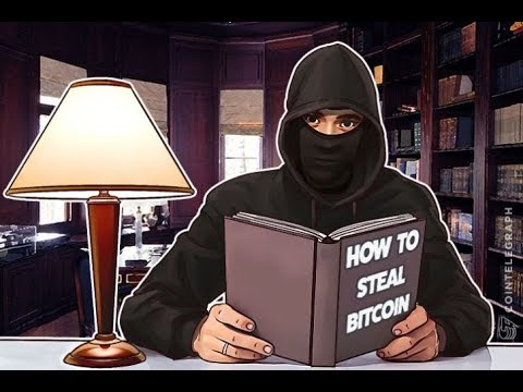 Bitcoin Hackers: How Cryptocurrency Hackers Cryptojackers And Bitcoin Pirates Steal Bitcoin