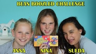 BEAN BOOZLED CHALLENGE WITH FRIENDS - NINA HOUSTON