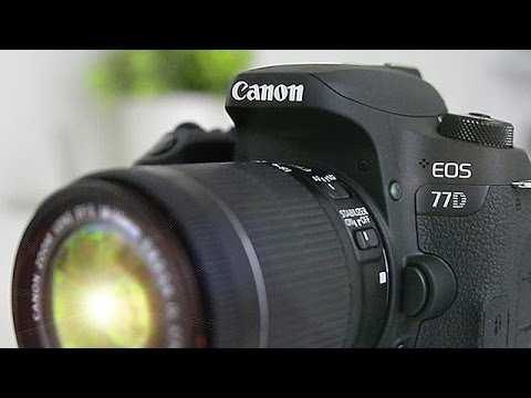 Canon 77D Review! The BEST DSLR Under $1000!