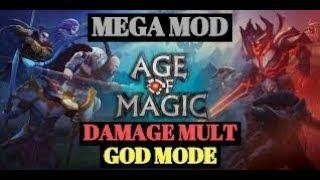 Hack/Mod + Tutorial - Age of Magic ( Mod Menu ) - Version 1.9.2