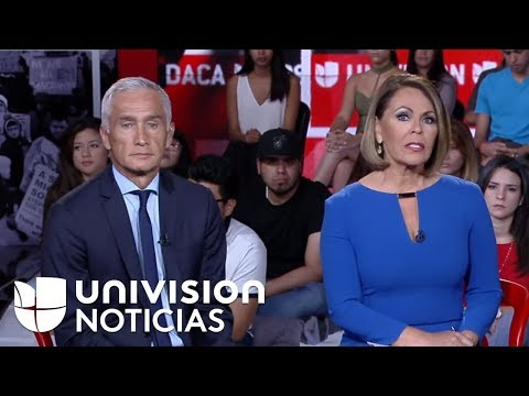 DACA, ¿y ahora qué? con Jorge Ramos y Maria Elena Salinas