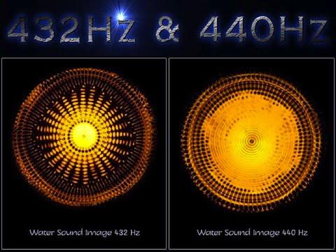 432 Hz vs 440 Hz