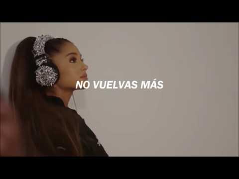 Ariana Grande ft. Macy Gray-Leave me lonely (Sub español)