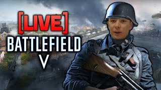 ⚡BATTLEFIELD V LIVE - The Beta Is Here!